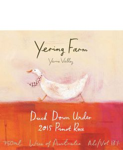 Yering-Farm-Duck-Down-Under-Pinot-Noir-2016-Rose